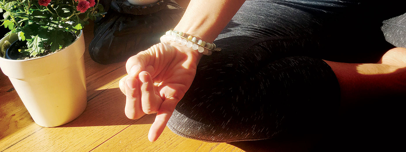 Heal Your Heart with Apana Vayu Mudra